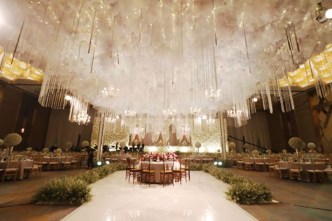 Wedding June by InterContinental Jakarta Pondok Indah - 006