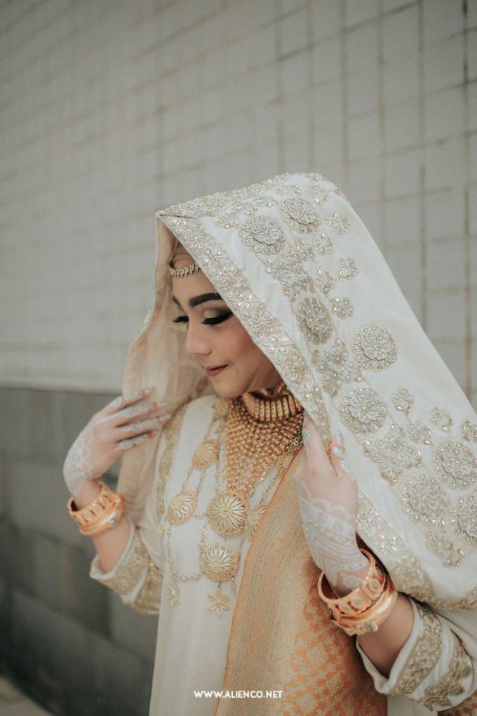 The Wedding Of Fara & Alief by alienco photography - 015