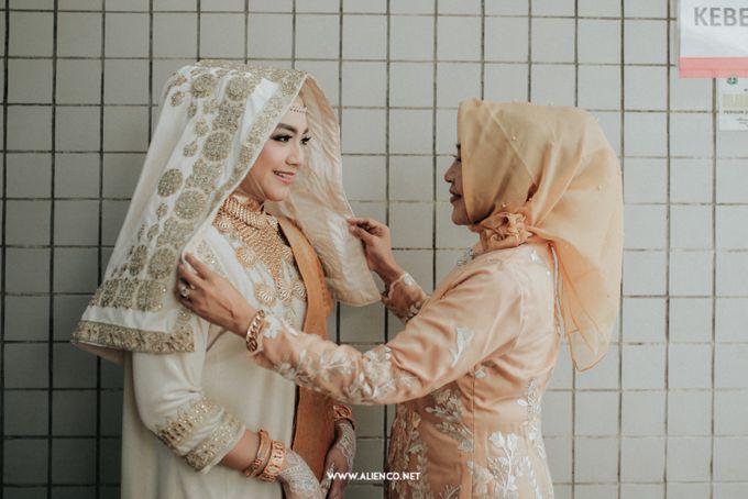 The Wedding Of Fara & Alief by alienco photography - 016