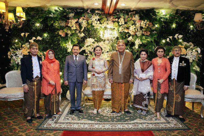 Traditional Wedding of Ami & Adi by MERCANTILE PENTHOUSE WEDDING - 029