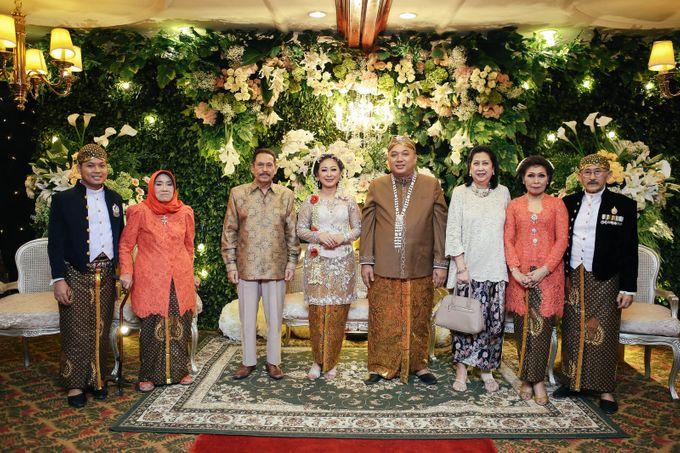 Traditional Wedding of Ami & Adi by MERCANTILE PENTHOUSE WEDDING - 030