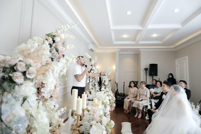 The Wedding of  Julian & Pricillia by Cappio Photography - 020