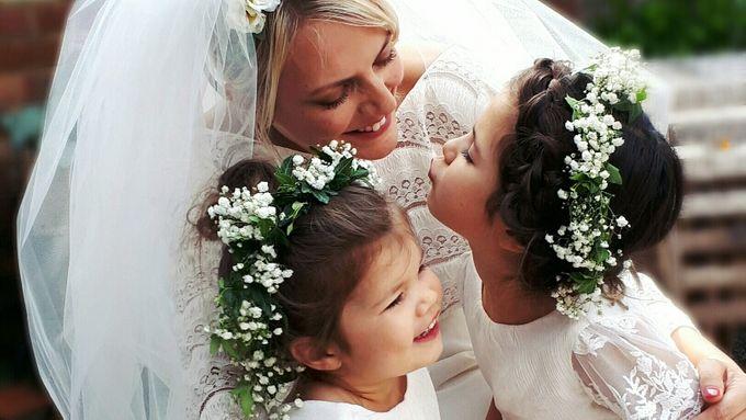 Bridal Hair by Maë Hair Specialist - 018