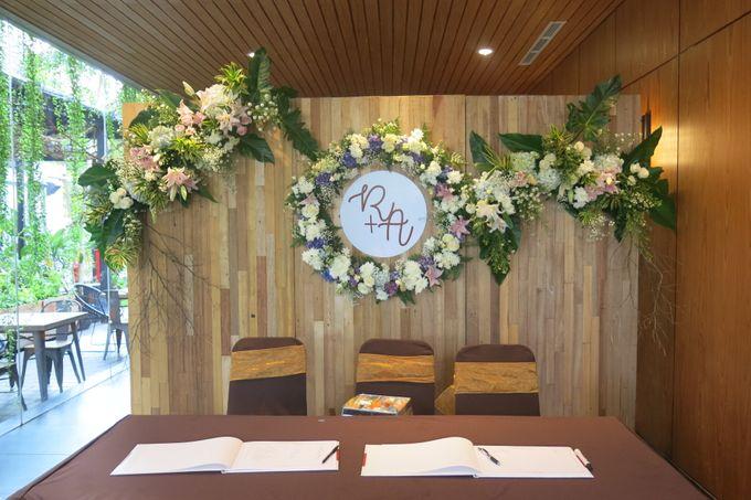 The Wedding Angga & Rya by AVIARY Bintaro - 001