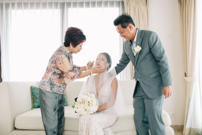 Char & Don Wedding by AMOR ETERNAL BALI WEDDING & EVENTS - 007