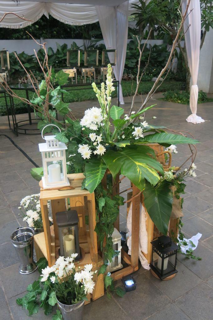 The Wedding Angga & Rya by AVIARY Bintaro - 007