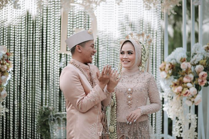 Dyah & Luthfi Wedding Decoration by Valentine Wedding Decoration - 046