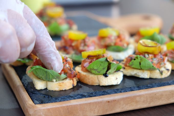 Behind The Scene Canapes by DIJON BALI CATERING - 002