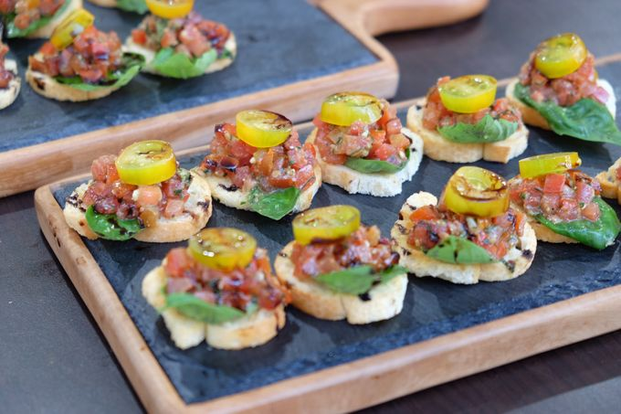 Behind The Scene Canapes by DIJON BALI CATERING - 003
