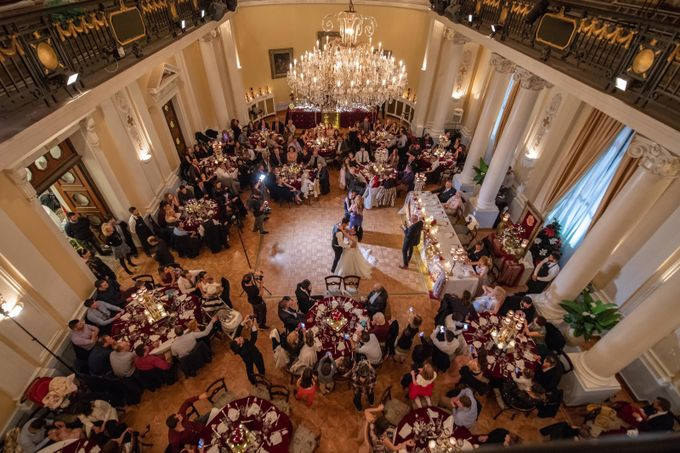 Christmas wedding in Laed by Diamond Events - 028