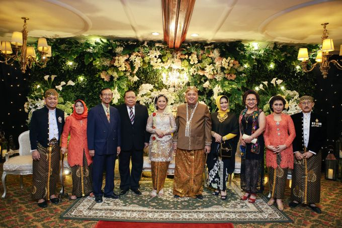 Traditional Wedding of Ami & Adi by MERCANTILE PENTHOUSE WEDDING - 031