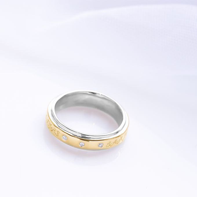 Wedding Ring - Rolleto by ORORI - 001