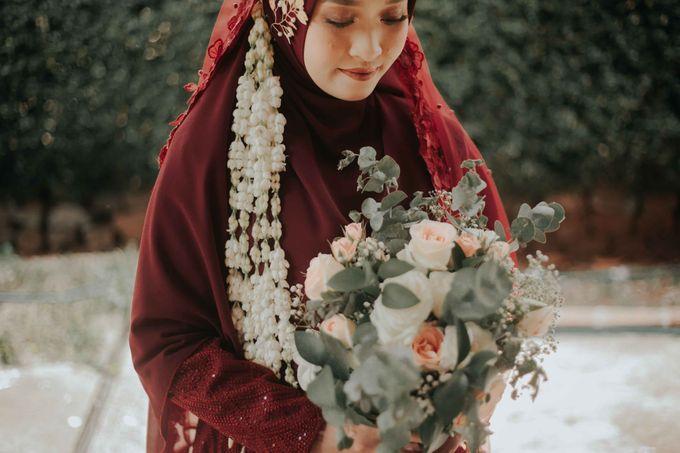 Rila & Jauhar Wedding by SAND WEDDING ORGANIZER - 011