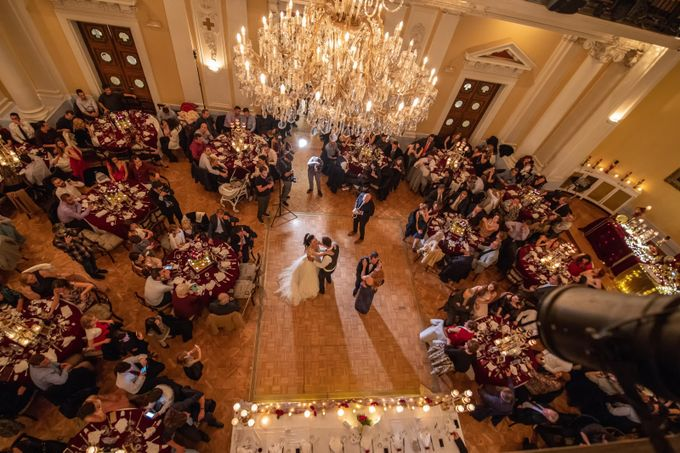 Christmas wedding in Laed by Diamond Events - 029
