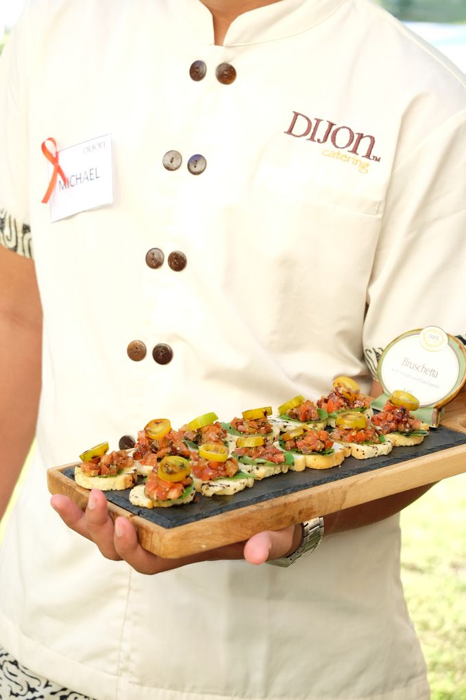 Behind The Scene Canapes by DIJON BALI CATERING - 009