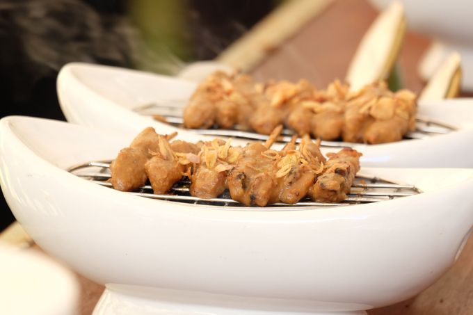 Behind The Scene Canapes by DIJON BALI CATERING - 010