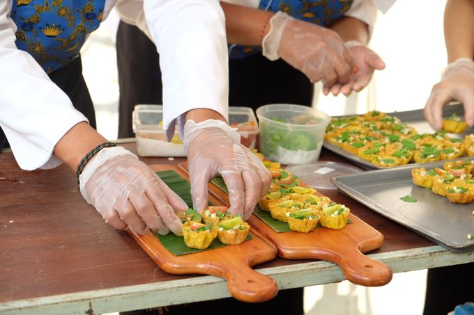 Behind The Scene Canapes by DIJON BALI CATERING - 012