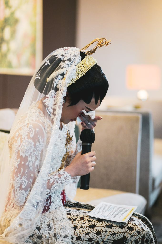 Wedding Maudi & Fodi by Ambar Paes Traditional Wedding Make Up - 005