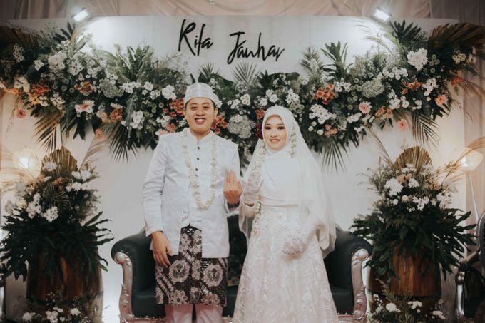 Rila & Jauhar Wedding by SAND WEDDING ORGANIZER - 010