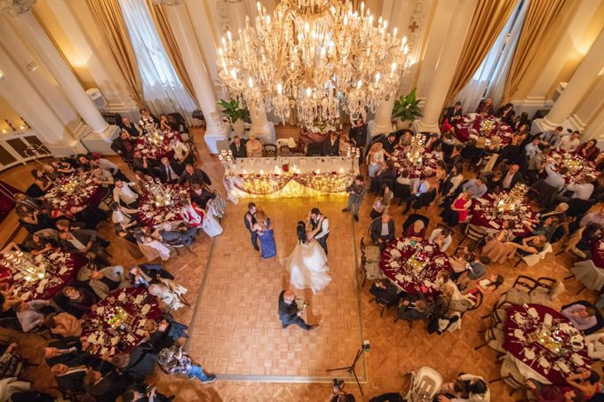 Christmas wedding in Laed by Diamond Events - 030
