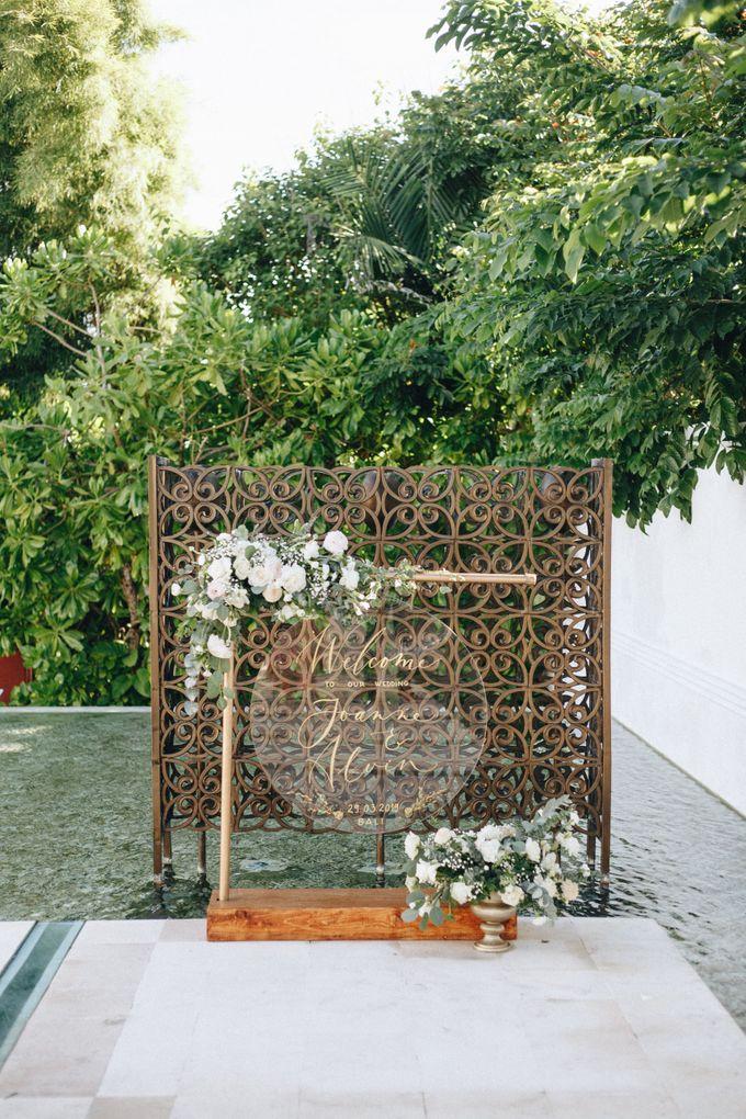 Wedding Decoration at St Regis by Joseph Photo by Red Gardenia - 001