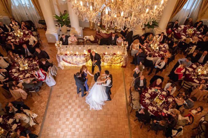 Christmas wedding in Laed by Diamond Events - 031