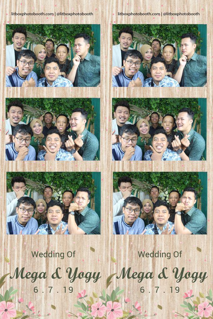 Wedding Of Mega and Yogi by Litbox Photobooth - 006