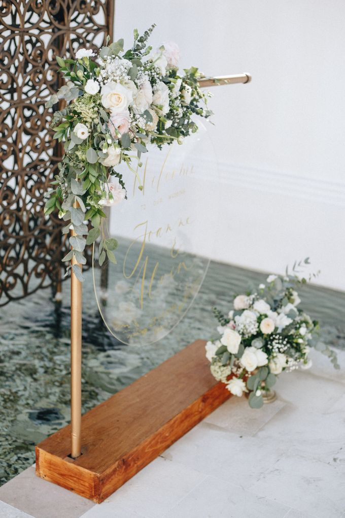 Wedding Decoration at St Regis by Joseph Photo by Red Gardenia - 002