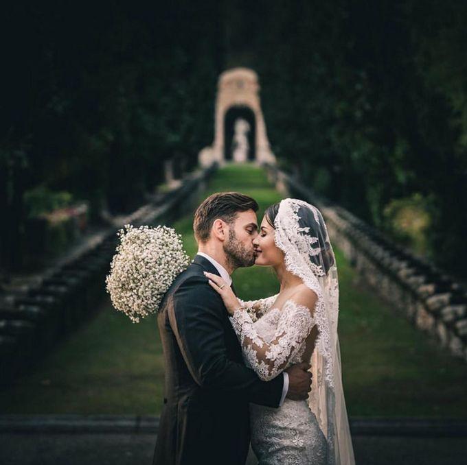 Wedding in Lake Como by Elena Panzeri Makeup & Hair Artist - 002