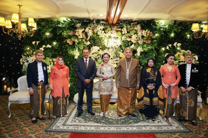 Traditional Wedding of Ami & Adi by MERCANTILE PENTHOUSE WEDDING - 032