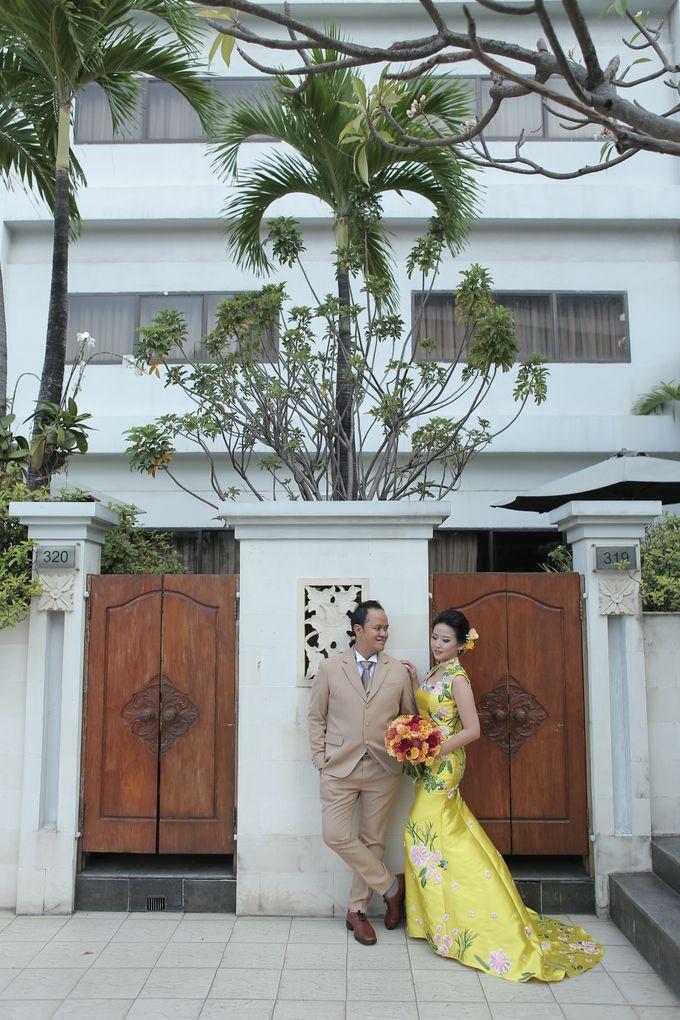 Gandhy & Vivin Wedding Day by KYRIA WEDDING - 016