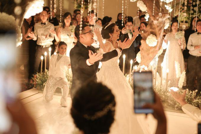 Wedding Of Mario & Jessica by David Entertainment - 005