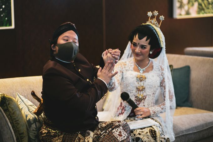 Wedding Maudi & Fodi by Ambar Paes Traditional Wedding Make Up - 006