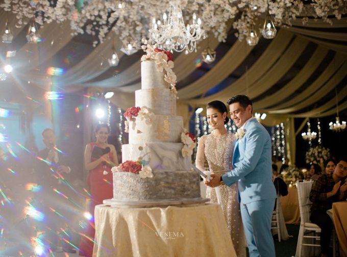Wedding of Muhammad Faiz & Jenny by Hanny N Co Orchestra - 002