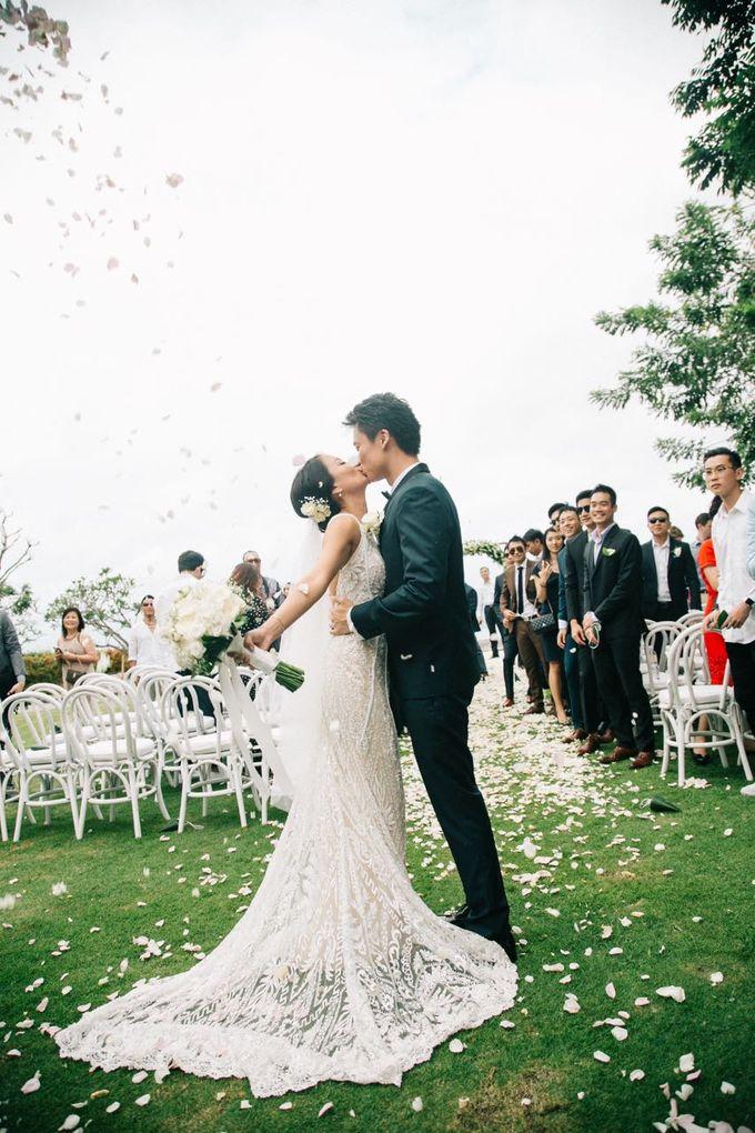 Char & Don Wedding by AMOR ETERNAL BALI WEDDING & EVENTS - 008
