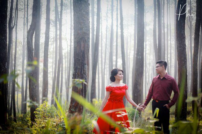 Henky & Eva prewedding moment by PhiPhotography - 001