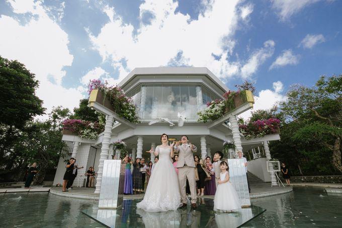 Bambang & Bunga Wedding by KAMAYA BALI - 006
