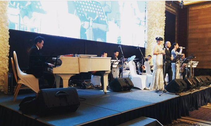 Wedding of Gunawan & Prisillia by Hanny N Co Orchestra - 007