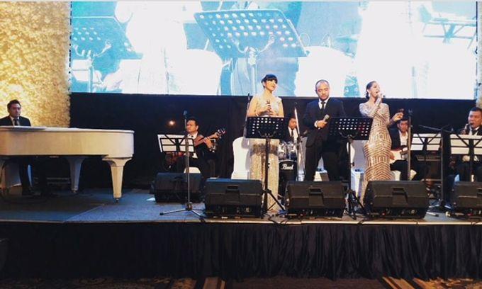 Wedding of Gunawan & Prisillia by Hanny N Co Orchestra - 006
