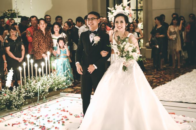 Wedding Of Mario & Jessica by David Entertainment - 002