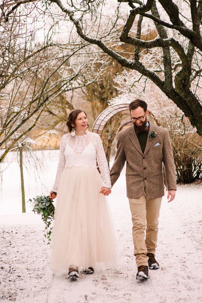 Elopement in Uppsala by Annelie Photography - 001