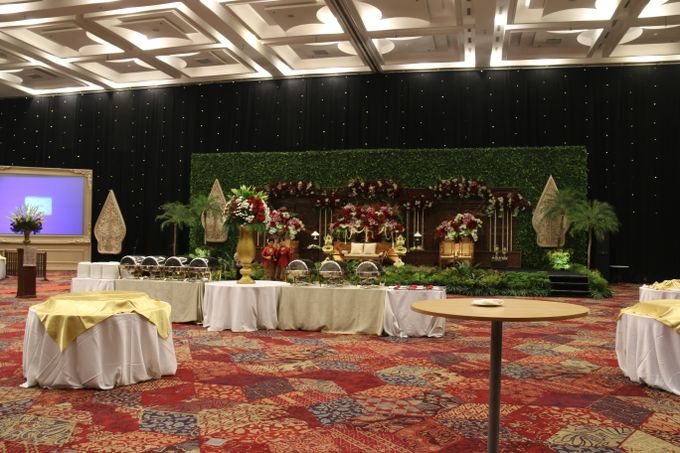 TRADITIONAL WEDDING by Indonesia Convention Exhibition (ICE) - 006