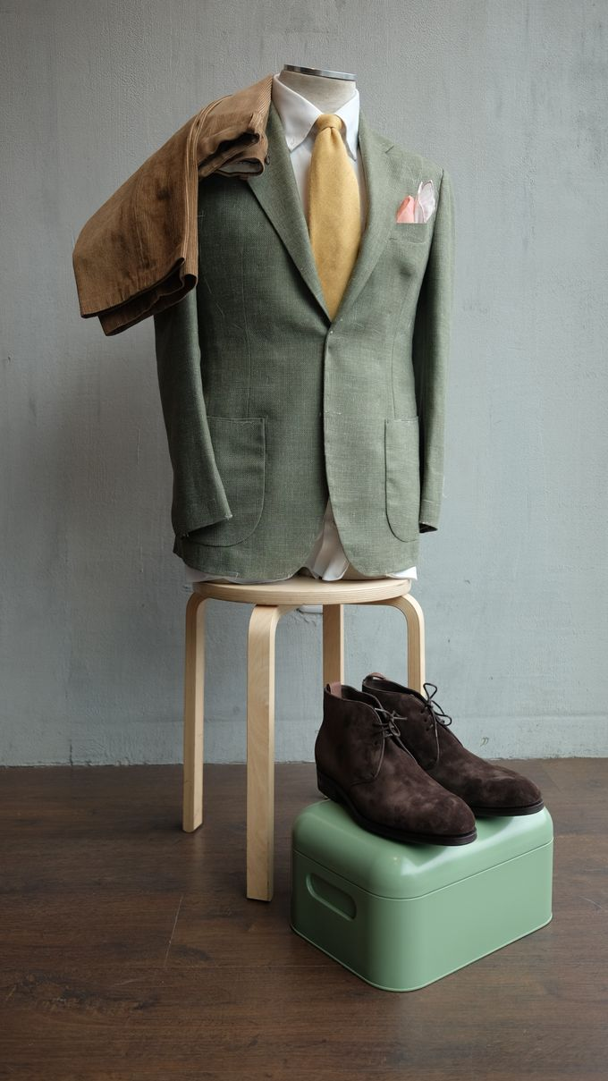 Clients Orders by Open Quarter Tailor - by Brillington Brothers - 001