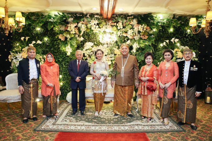Traditional Wedding of Ami & Adi by MERCANTILE PENTHOUSE WEDDING - 033