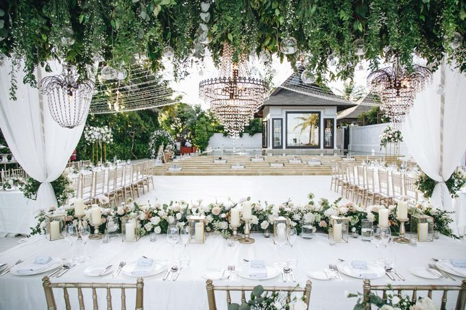 Wedding Decoration at St Regis by Joseph Photo by Red Gardenia - 012