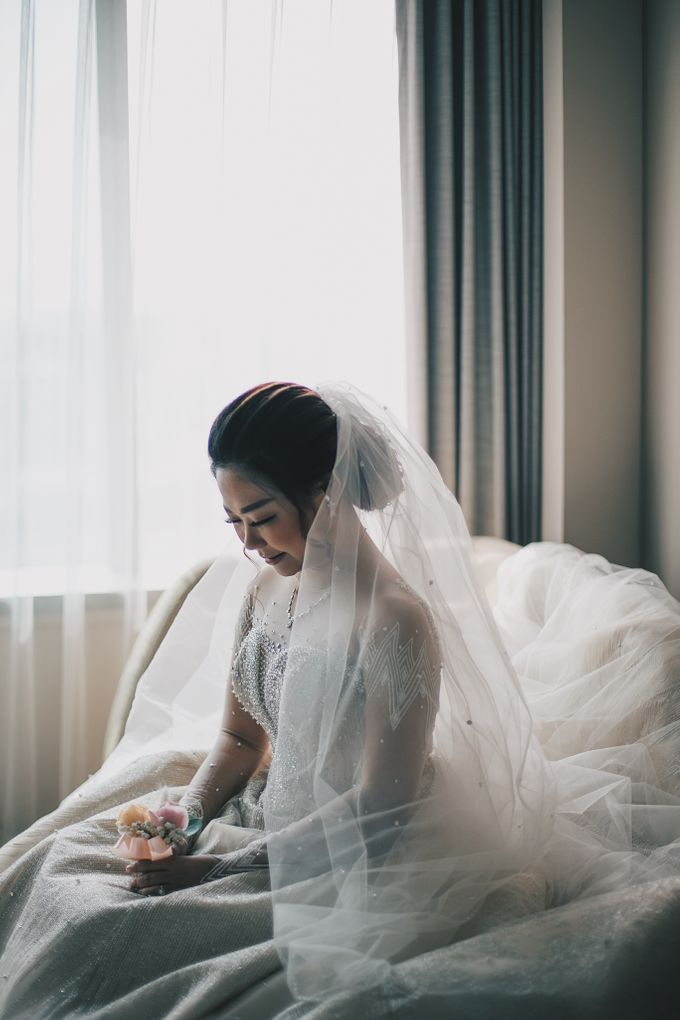 The Wedding of Taufik & Lina by Ivow Wedding - 001