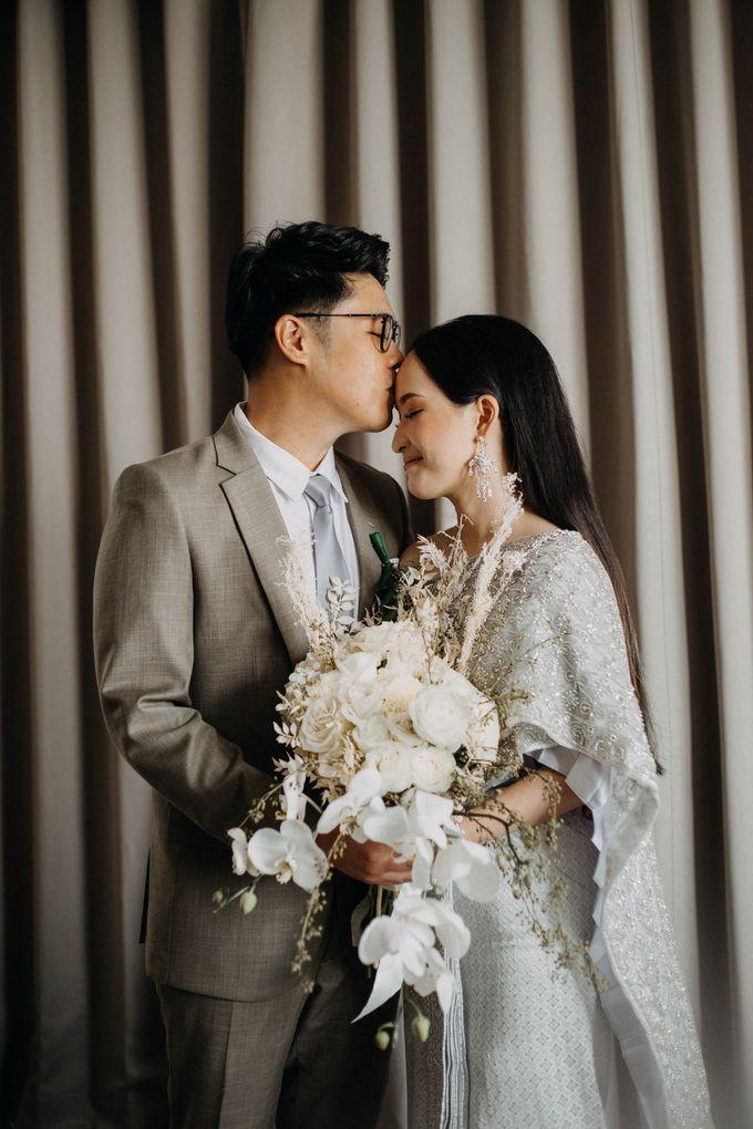 Steven & Amelia Wedding by Kev by MA Fotografia - 022