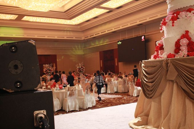 Jazz Entertainment Wedding Suncity Ballroom Jakarta - Double V entertainment by Anthony Stevven - 001