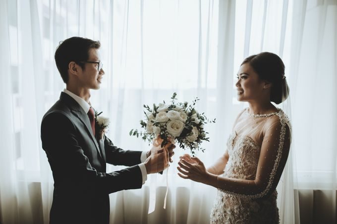 Angga & Ratna Wedding Day by Chroma Pictures - 036