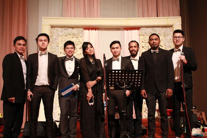Jazz Entertainment Wedding Suncity Ballroom Jakarta - Double V entertainment by Double V Entertainment - 002
